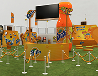 Fanta fun event