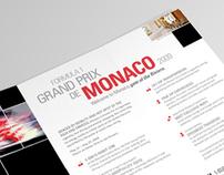 Chase Visa Signature UMP Monaco Formula 1 Access Event
