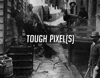 Tough Pixel[s] Branding