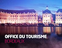 Office du Tourisme de Bordeaux * Appel d'offre