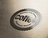 Brooklyns Finest Coffee Logo