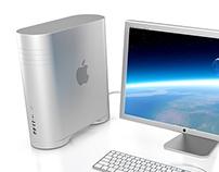 MAC PRO Workstation Concept