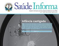 Diagramção do Jornal Saúde Informa