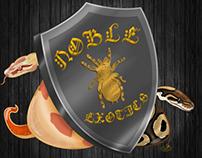 Logo Design for Noble Exotics