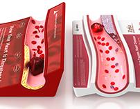MERCK/SCHERING-PLOUGH Artery Model Designs