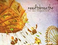 NeedtoBreathe CD Package