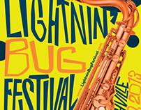Lightnin' Bug Festival Event Poster