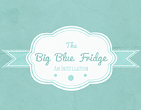 The Big Blue Fridge