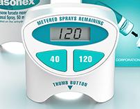NASONEX Dosage Counter