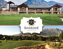 Riverside Country Club Rebranding Campaign