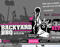 Journeys BBQ Sites Through the Years