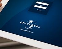 Universal Studio App