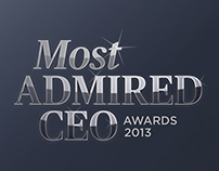 Most Admired CEOs logo