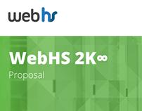 WebHS Website - Redesign Proposal