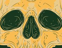 Illustration 2013 - Skull