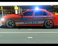 Armed Response Unit - London