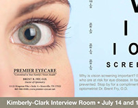 Premier Eyecare Advertisement