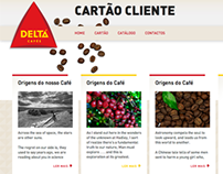 Cartão Cliente Delta Cafés