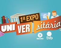 Logo + Visual ID / Expo Universitária