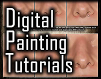 Digital Painting Tutorial: Nose v1