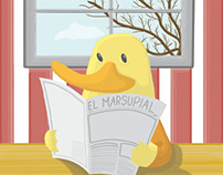 Ilustración Duckbill N01