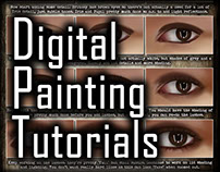 Digital Painting Tutorial: Eyes v1