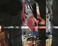 Cultural Entropy: Cut Paper / Scanners & Photoshop