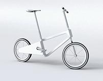 Folding Urban Bike