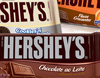 HERSHEY'S - CHOCOLATE BARS LATAM
