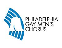Logo, Philadelphia Gay Men's Chorus