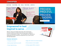 Lead 2 Feed - Website