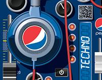Latas Música Pepsi / Pepsi Music Cans