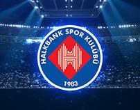 Halkbank Sports Clup Offical Webpage