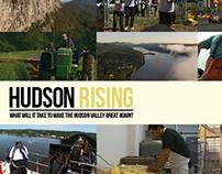 Hudson Rising Postcard