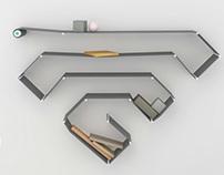 Elastic Shelf