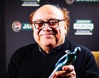 Danny DeVito - JDIFF 2013 - Volta Award