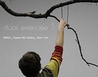 Ritual exercise 1