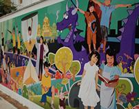 Muro - Ilustração