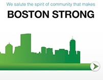 Boston Strong - Fidelity Investment Internship