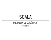 SCALA - Propostas de logótipos
