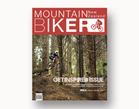 Mountain Biker NZ - Redesign