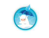 Pampers | package icon
