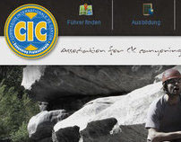 Webdevelopment and video for CIC