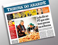 Jornal Tribuna do Araripe