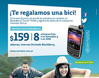 BLACKBERRY MOVISTAR