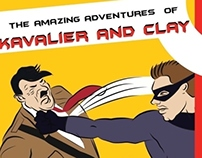 The Amazing Adventures of Kavalier and Clay Book Cover