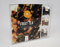 Fruit Tea Packaging