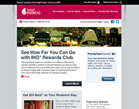 Hotel Indigo Brand Newsletters