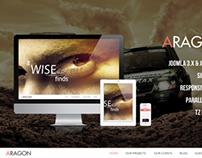 Aragon - Responsive Parallax Joomla Template