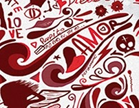 Calendarios Ilustrados Len and Pix